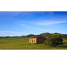 Farmhouse at Burra South Australia Photographic Print