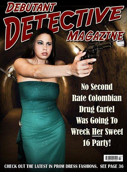 Detective Magazine by Craig  Evensen