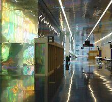 Palais des congrès de Montréal: Floor 200 by Yonmei