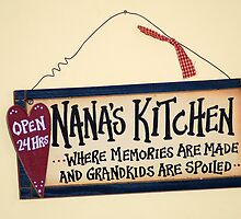 Nana's Kitchen by xPressiveImages