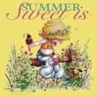 Classic: Sweet Is Summer by Elisabeth Bell