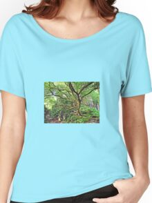 Just Nature Women's Relaxed Fit T-Shirt