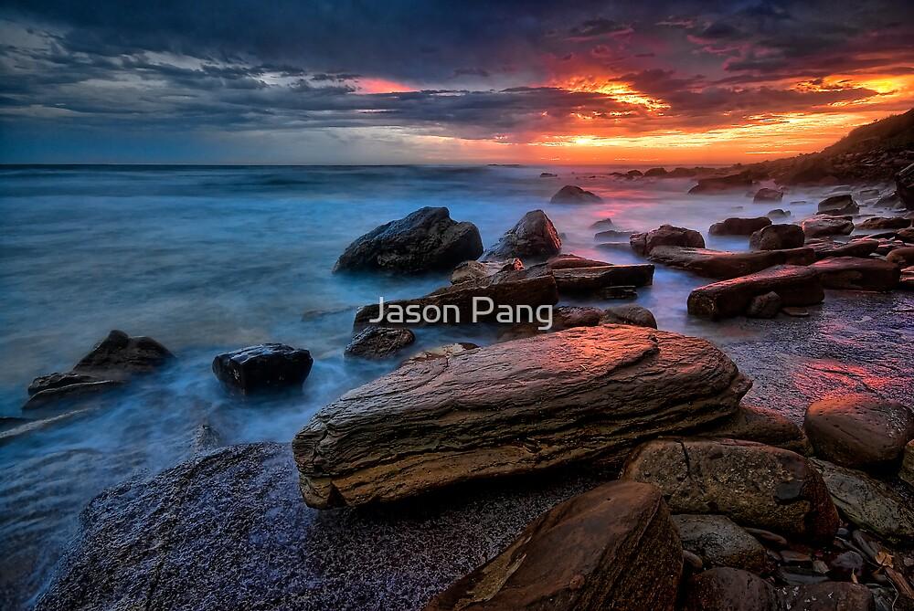 Morning Glow at Newport Beach by Jason Pang, FAPS FADPA