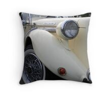 Super Charged Butter Throw Pillow