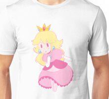 Paper Peach Unisex T-Shirt