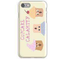 Cupcake Calamity! iPhone Case/Skin