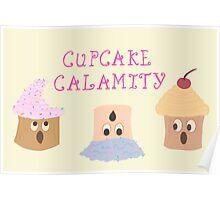 Cupcake Calamity! Poster