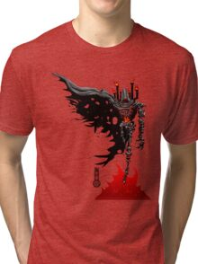 The Game of Kings, Wave Four: The Black Queen's Bishop Tri-blend T-Shirt