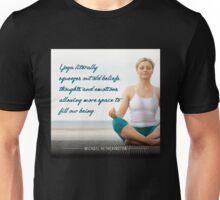 Yoga Squeezes it Out Unisex T-Shirt