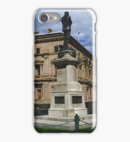 Old Treasury building iPhone Case/Skin