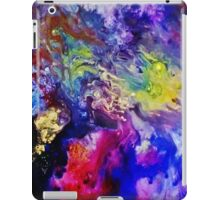 BLUE FLAME 2 iPad Case/Skin