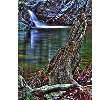 Shan creek swimming hole Photographic Print