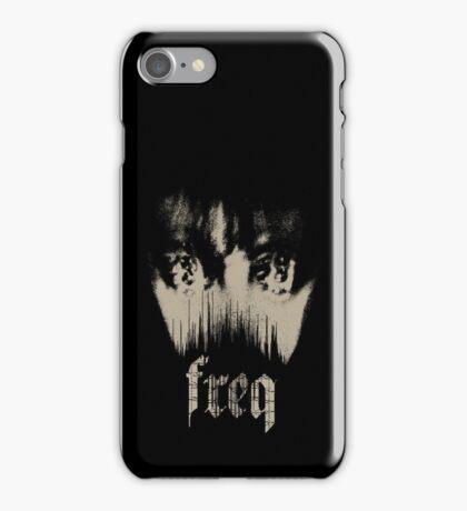 freq iPhone Case/Skin
