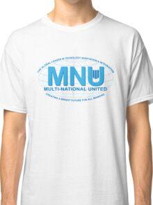Multi National United Classic T-Shirt