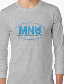 Multi National United Long Sleeve T-Shirt