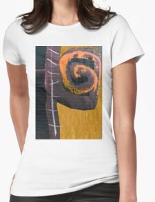 cyclone Womens Fitted T-Shirt