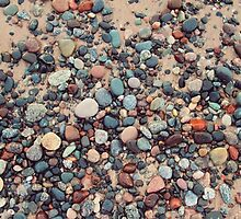 Lake Superior Colors by Bethany Helzer