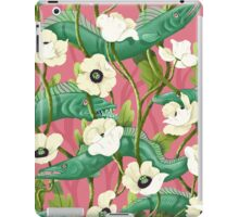 Barracuda - spring iPad Case/Skin