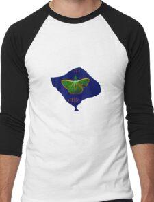 Not Perfect Men's Baseball ¾ T-Shirt