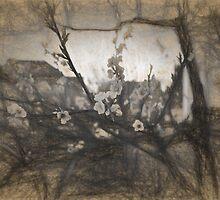 Cherry blossom impression by Adrian Bud