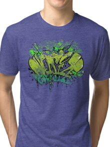 Oversize this Tri-blend T-Shirt