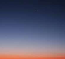 Mont Ventoux First Signs Of Light by malycom