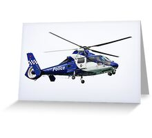 Air 490 Greeting Card
