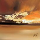 Bronze Sand by scottnaismith