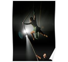 The Acrobat Poster
