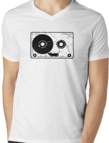 Ka'set Maus Mens V-Neck T-Shirt