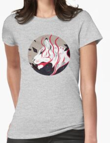 TIGER RIBBONS Womens Fitted T-Shirt