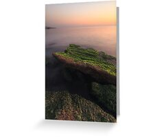 My place by the sea Greeting Card