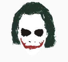 The Joker - The Dark Knight - Variant 3 Kids Clothes
