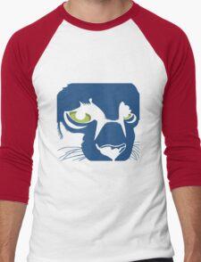 Black Panther Dark T-Shirt Men's Baseball ¾ T-Shirt