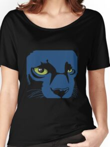 Black Panther Dark T-Shirt Women's Relaxed Fit T-Shirt