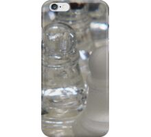 Chess Following 2 iPhone Case/Skin