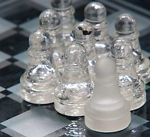 Chess Following by Colin Bentham