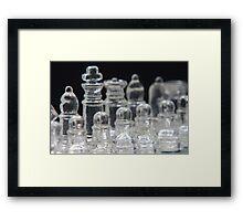 Chess Bishop Framed Print