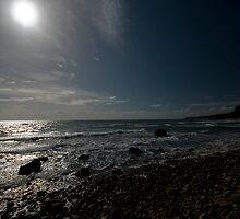 Mornington Peninsula Beach by Tony Lin