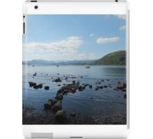 Messing About On The Water iPad Case/Skin