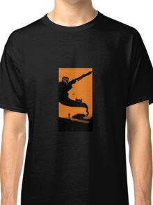 Mad Road - silhouette Classic T-Shirt