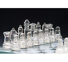 Chess 4 Photographic Print