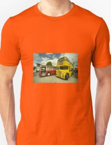 Red Bus Yellow Bus  T-Shirt