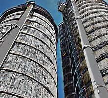 Silos by Russell Fry