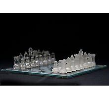 Chess 1 Photographic Print
