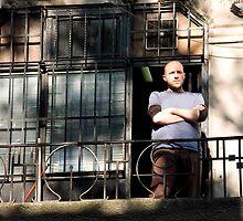 Double Dare Windows by phil decocco