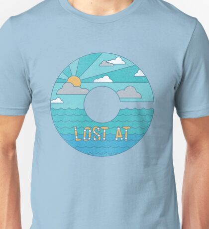 Lost At C Unisex T-Shirt