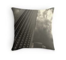 Boiling Clouds Throw Pillow