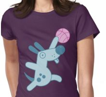 Mabel Pines Dog Shirt Womens Fitted T-Shirt