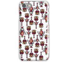 Sailor Moon Eternal set - White iPhone Case/Skin